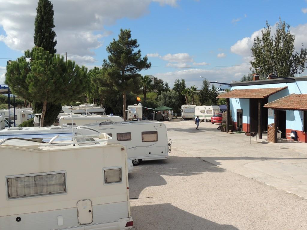 camper park casablanca