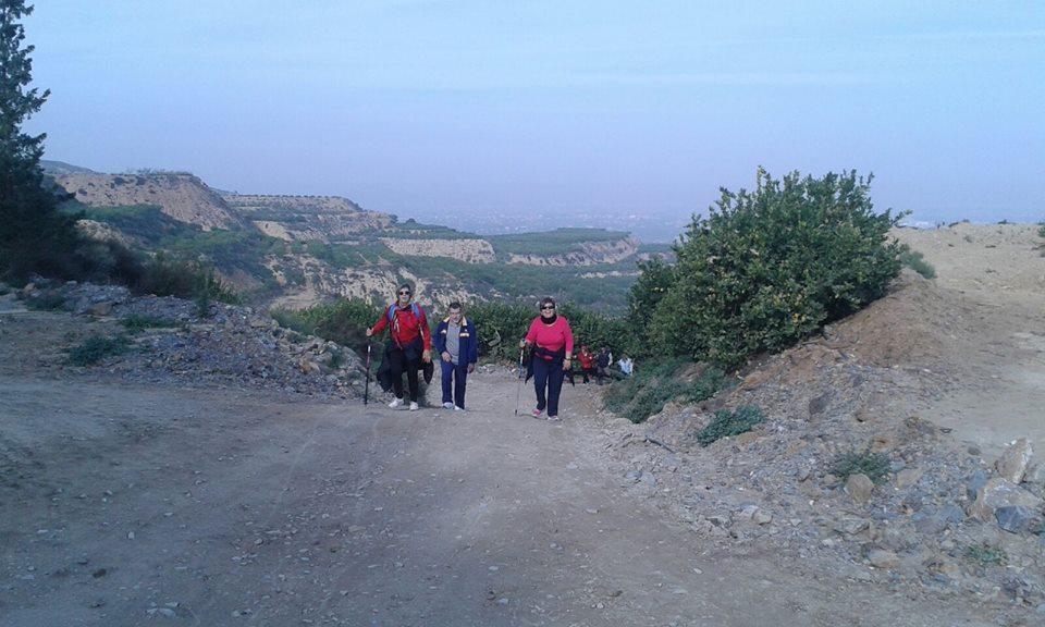 area campingcamper park murcia