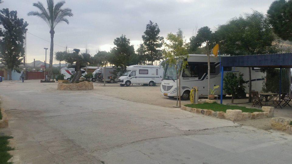 camping area murcia