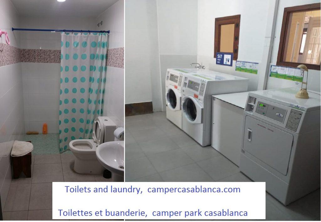 lavanderia camping murrcia